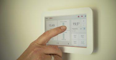 température intérieure maison