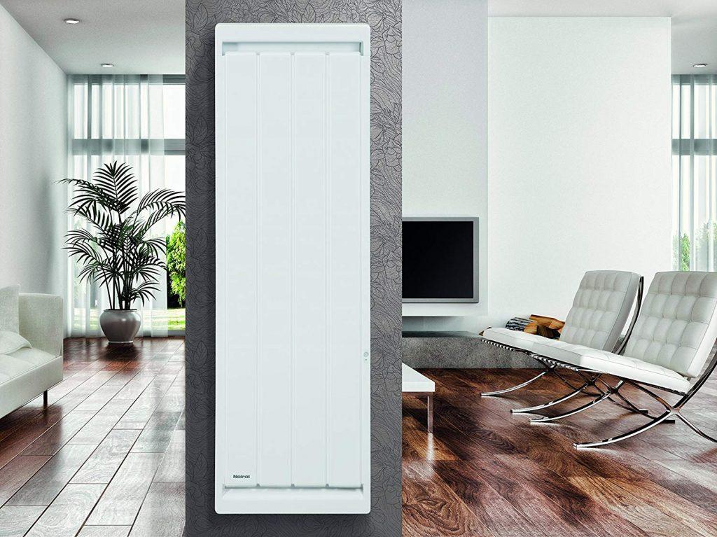 radiateur électrique vertical en fonte